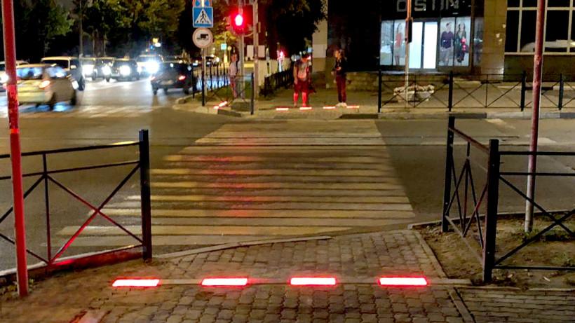 Первые тактильные светофоры установили в Богородском округе