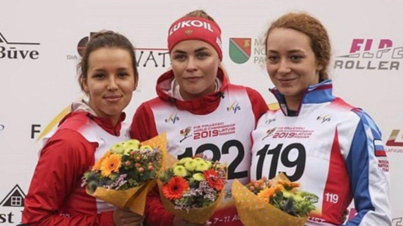 Подмосковные юниоры завоевали две серебряные медали на чемпионате мира по лыжероллерам