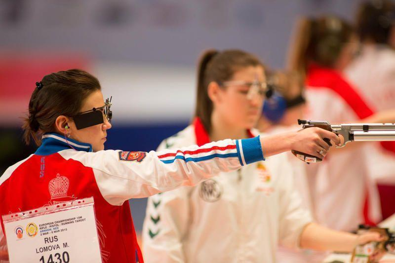 Подмосковные спортсмены примут участие в чемпионате России по пулевой стрельбе