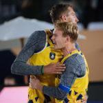 Подмосковные спортсмены вышли в плей-офф чемпионата Европы по пляжному волейболу