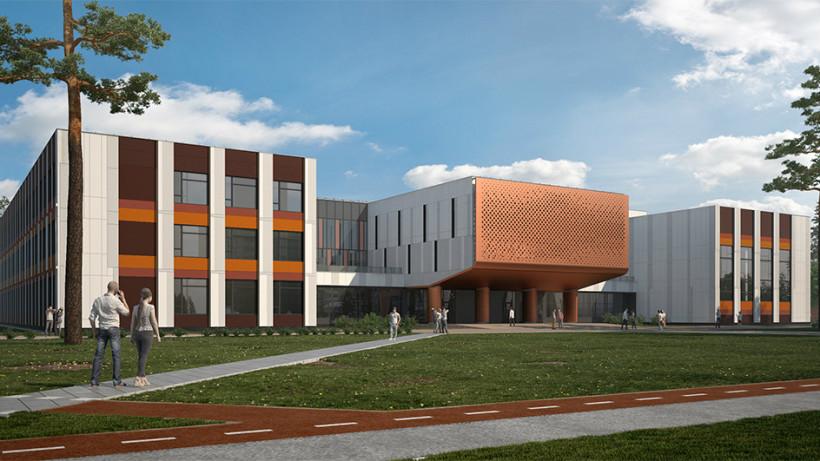 Подрядчика на строительство школьного корпуса на 550 мест определили в Щелкове