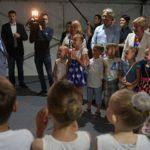Президент России встретился с будущими учащимися Академии хореографии Севастополя