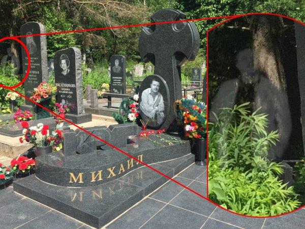Призрак Михаила Круга попал на фото на кладбище в Твери после раскрытия убийства шансонье