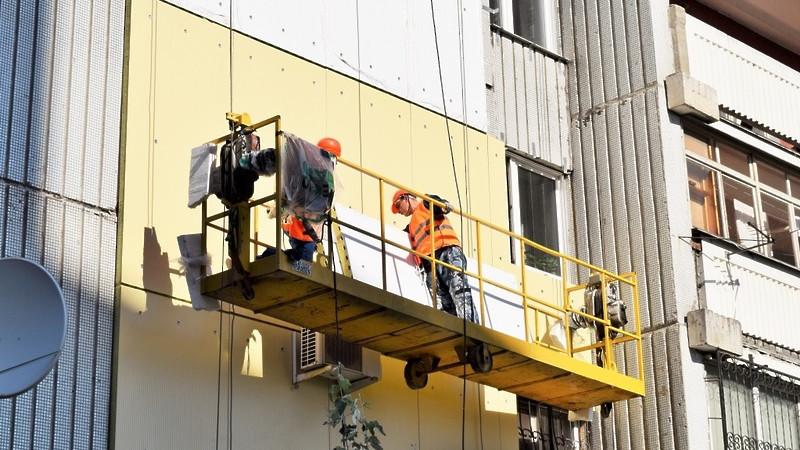 Проводившие капремонт дома монтажники спасли жильцов от пожара в Ленинском округе