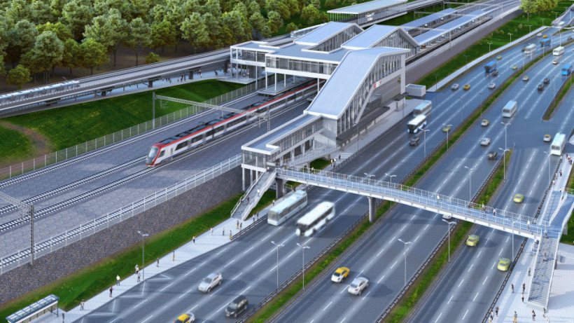 Путепровод у платформы Апрелевка построят в Наро-Фоминском городском округе