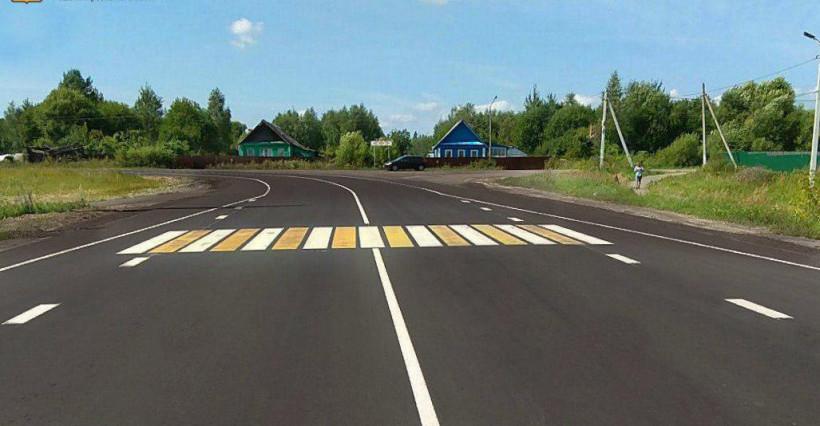 Ремонт 42 муниципальных дорог завершили в Шатуре
