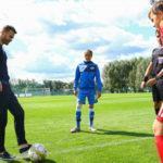 Роман Терюшков и Игорь Акинфеев расскажут про детский футбольный турнир имени известного голкипера