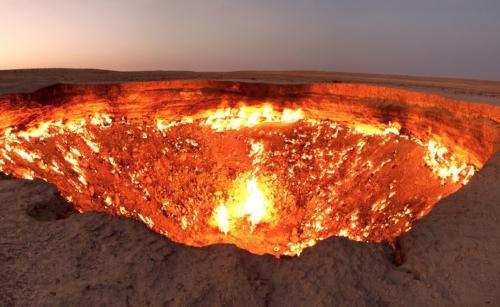 Самые удивительные геологические образования планеты
