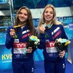 Сборная России по прыжкам в воду первенствовала в общекомандном зачёте Чемпионата Европы