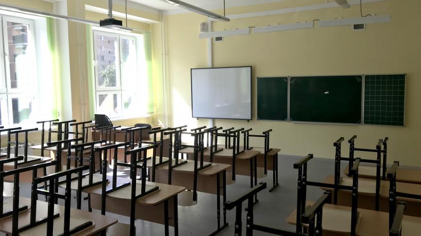 Школа на 300 мест заработает в Долгопрудном в новом учебном году
