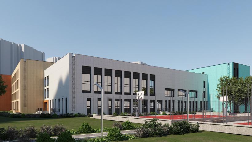 Школу на 825 мест в Электростали построят в 2020 году
