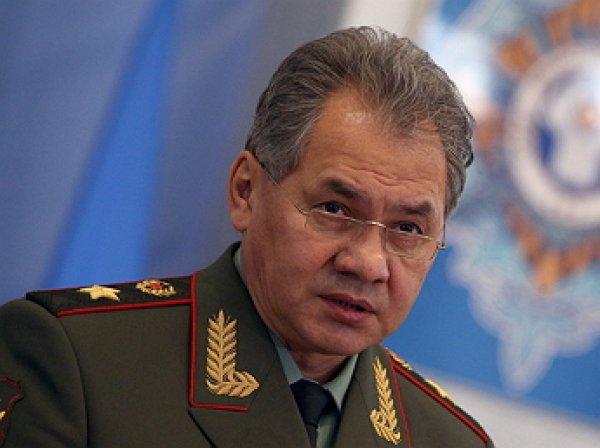 Шойгу предупредил о росте напряженности на западных границах РФ