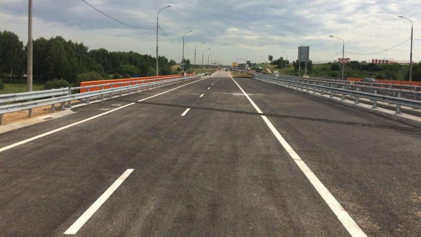 Скоростной режим поменяли на участках трасс в Московской области из-за ремонта