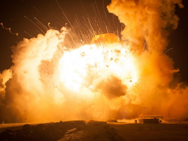 СМИ: при испытаниях двигателя погибли пять сотрудников «Росатома»