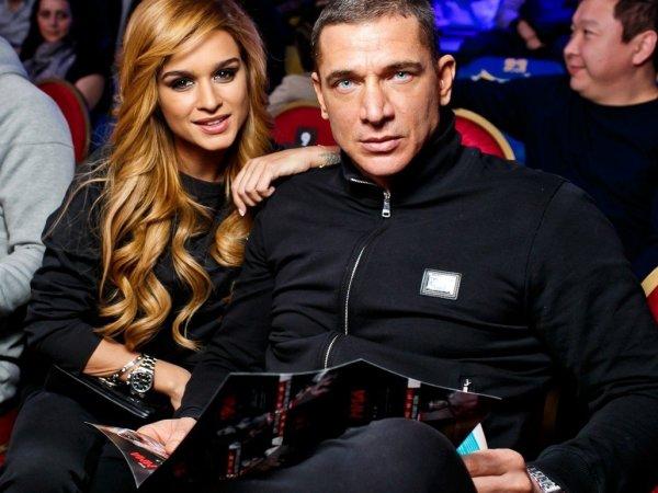 СМИ заподозрили Ксению Бородину в расставании с Курбаном Омаровым