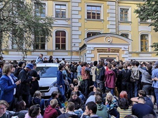Собянин высказался о массовых задержаниях на акции протеста в Москве
