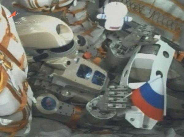 «Союз» с роботом «Федором» не смог пристыковаться к МКС