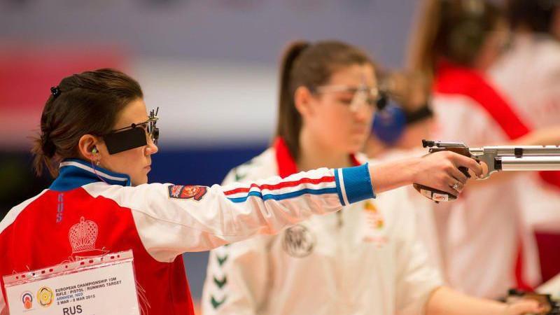 Стрелки из Подмосковья завоевали две бронзовые медали на Всероссийских соревнованиях