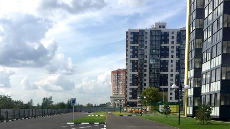Строительство дома завершили в жилом комплексе Лыткарина