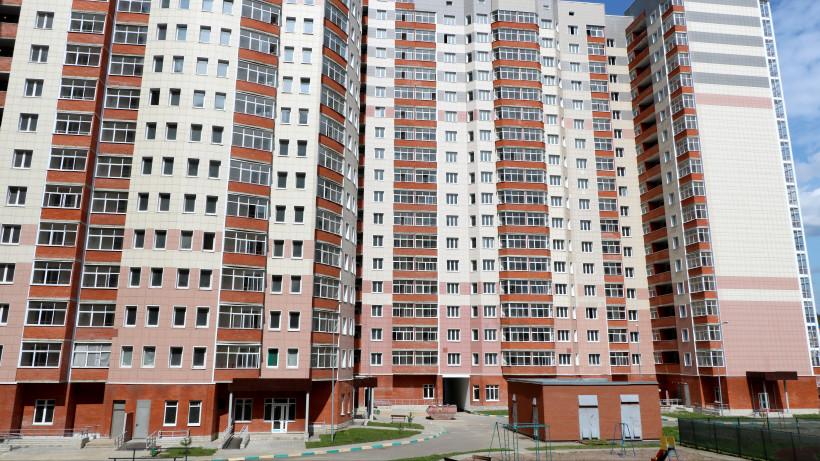 Строительство проблемного дома в ЖК «Леоновский парк» завершили в Балашихе