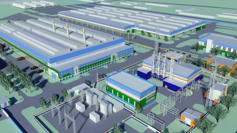 Строительство внешних сетей первой очереди индустриального парка в Рошале завершат до конца года