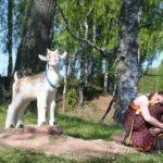 Театрализованная экскурсия «В мир сказки В. М. Васнецова»