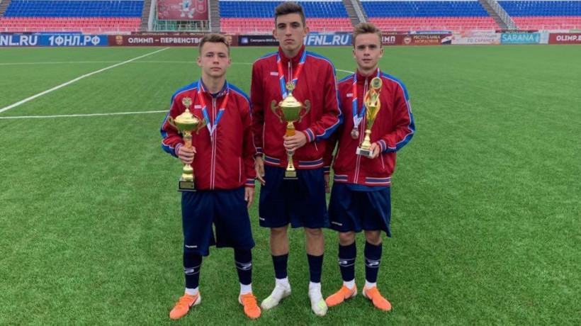 «УОР-5 Егорьевск» представит Московскую область в Юношеской футбольной лиге