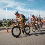 В Подмосковье пройдут соревнования по триатлону IRONSTAR Crocus Fitness 1/8 Triathlon