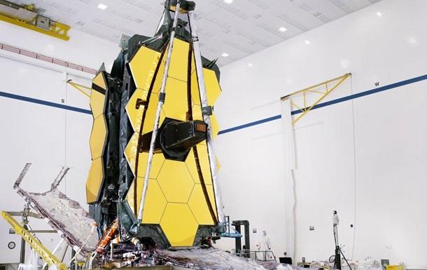 В США собрали космический телескоп Джеймса Уэбба за 10 млрд