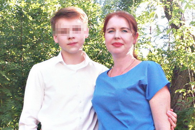 Видео из дома, где подросток зарубил всю семью, появилось в Сети