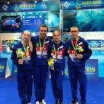 Виктор Минибаев завоевал серебро чемпионата Европы