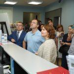 Владимир Мединский принял участие в открытии после реставрации Музея-квартиры Глеба Кржижановского