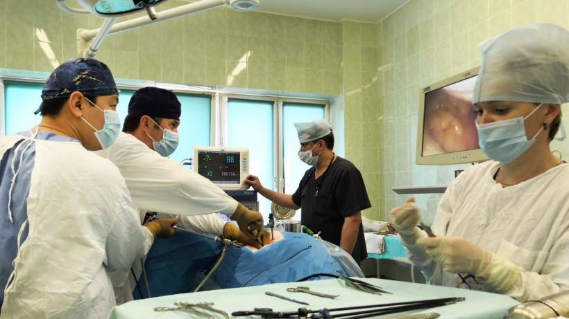 Врачи спасли ногу пациенту с окклюзией бедренной артерии в Домодедове
