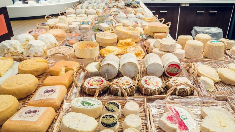 Всероссийский фестиваль «Сыр Пир Мир» открылся в Московской области
