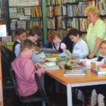 Встреча «Библиотечный урок»