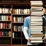 Выставка литературы в помощь учёбе «На 100 баллов»