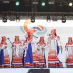 XV Всероссийский фестиваль-конкурс народных хоров и ансамблей «Поет село родное» прошел в Омской области