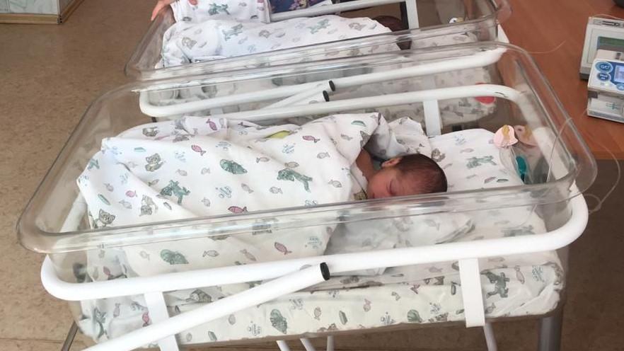 Женщина родила третью двойню в Химкинском роддоме
