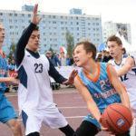 1500 стритболистов приняли участие в финале Кубке Берлина в Чехове