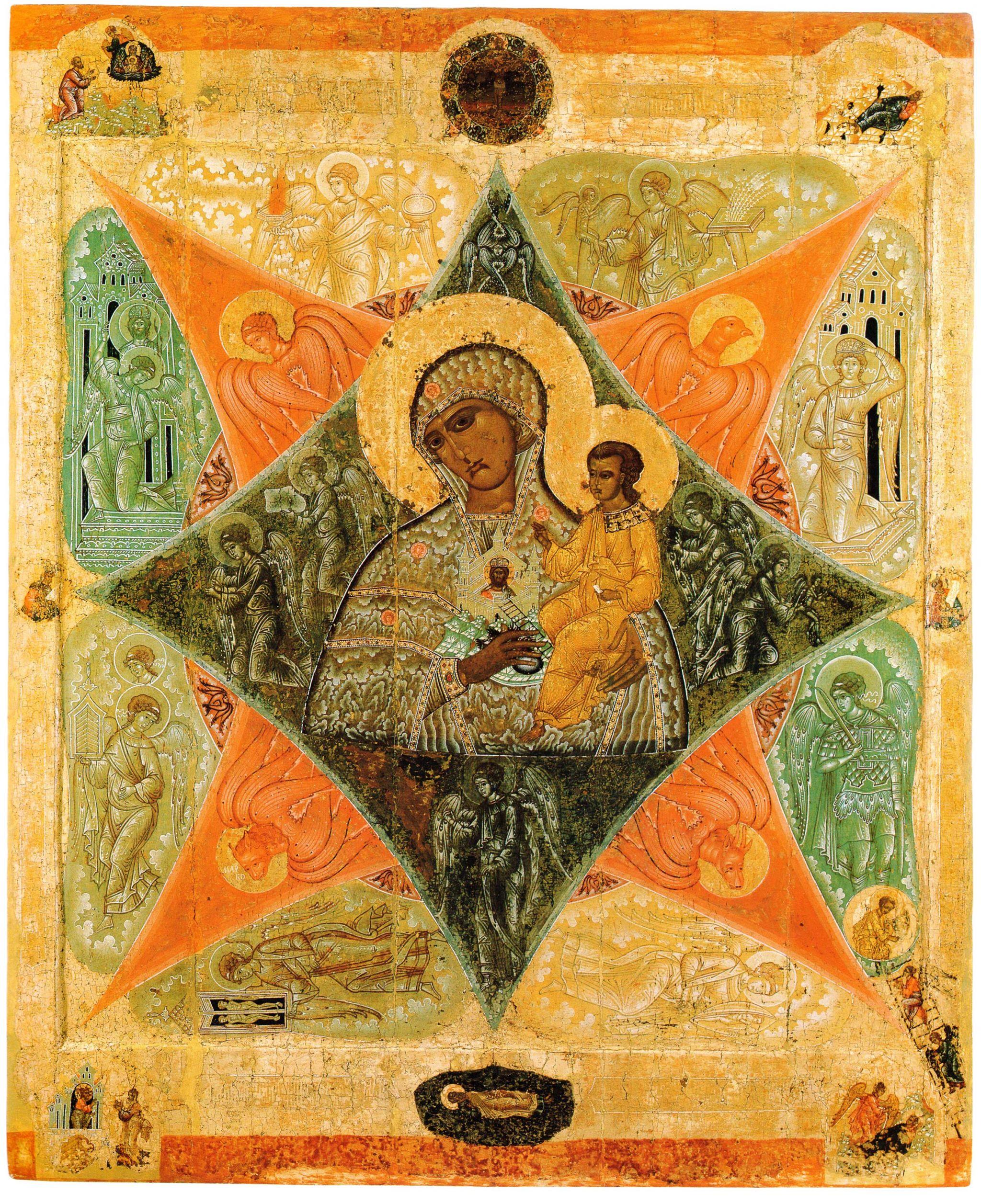 17 сентября 2019 года отмечается праздник Неопалимая Купина