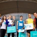2000 человек вышли на старт благотворительного забега «Пульс Добра» в Коломне