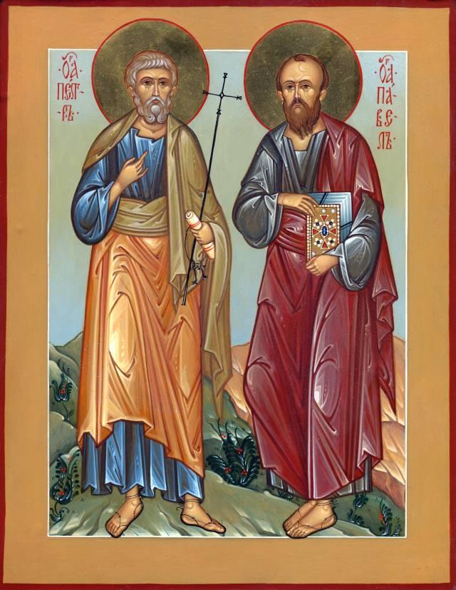 23 сентября 2019 года отмечается праздник Петр и Павел Рябинники