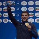 Абуязид Манцигов – чемпион мира по греко-римской борьбе в категории до 72 кг, Степан Марянян – серебряный призёр в категории до 63 кг