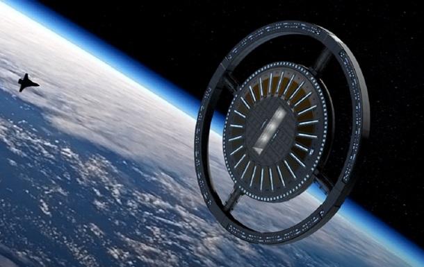 К 2025 году на орбиту запустят космических отель
