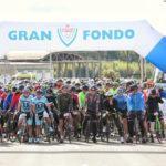 Более 1500 велосипедистов вышли на старт велозаезда Gran Fondo в Серпухове