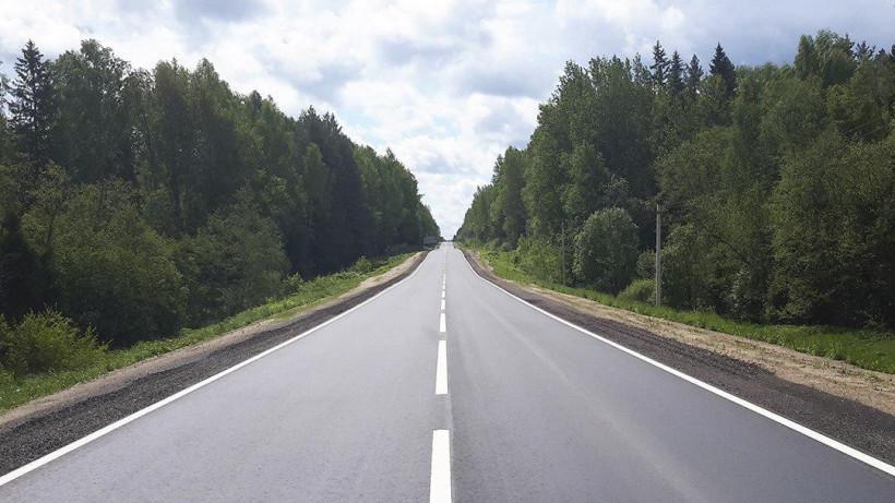 Более 50 тыс. сигнальных столбиков установят на дорогах Подмосковья