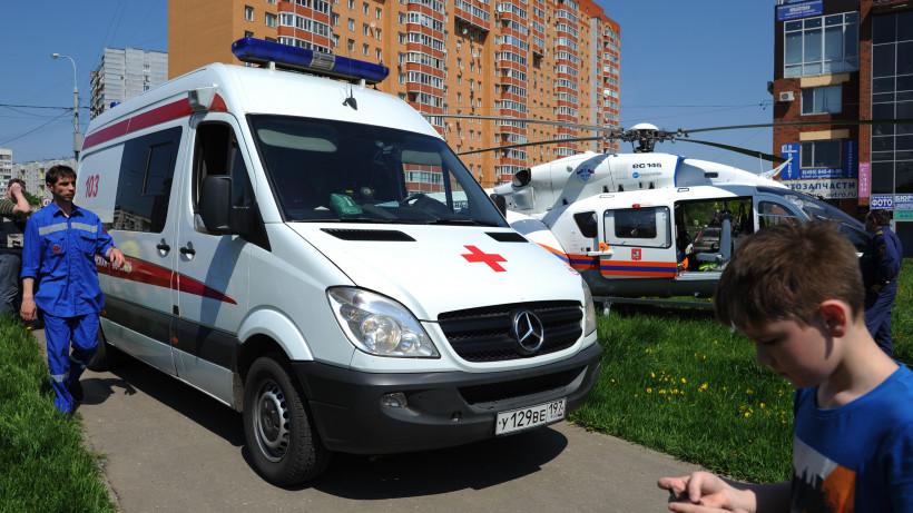 Более 600 бригад скорой будут дежурить в Подмосковье в Единый день голосования