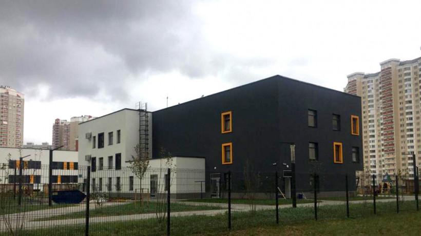 Детский сад построили в Красногорске