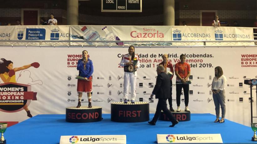 Девушки-боксеры из Подмосковья завоевали медали чемпионата Европы