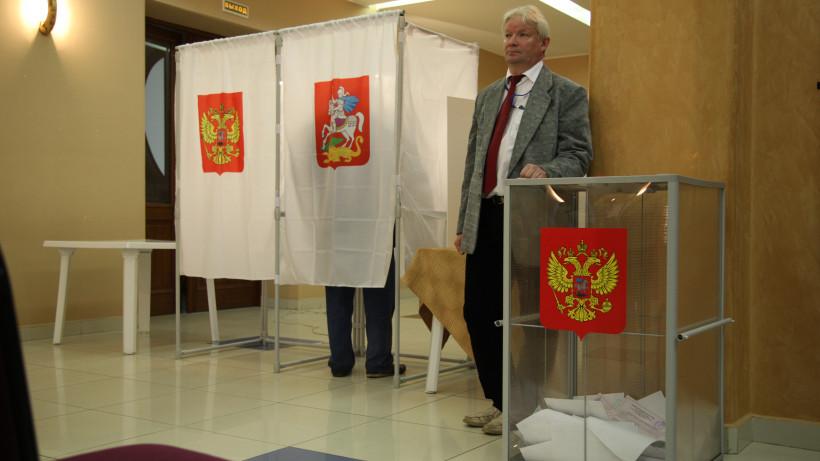 Дополнительные выборы в окружной совет депутатов проходят в Ступине